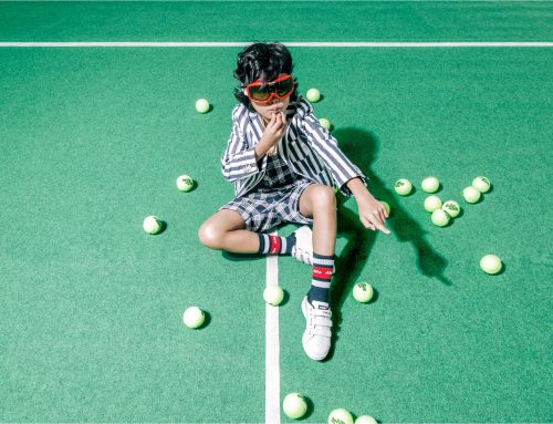 Tennis for Book Moda Bambini