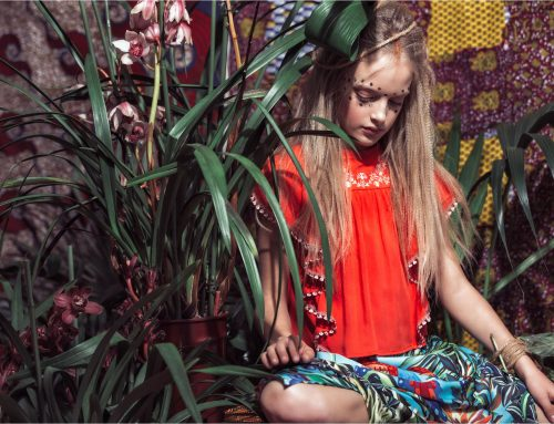 Gipsy Little Princess for Book Moda Bambini